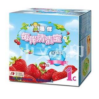 每伴清清宝优+草莓味(1)