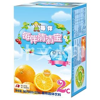 每伴清清宝优+香橙味(2)