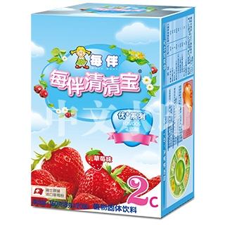 每伴清清宝优+草莓味(2)