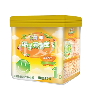 每伴清清宝金品罐装原味(1)