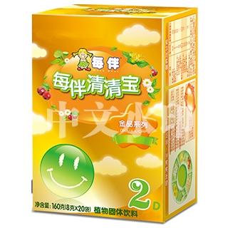 每伴清清宝金品盒装原味(2)