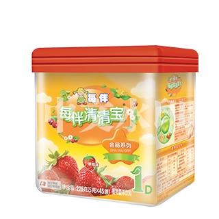 每伴清清宝金品罐装草莓味(1)