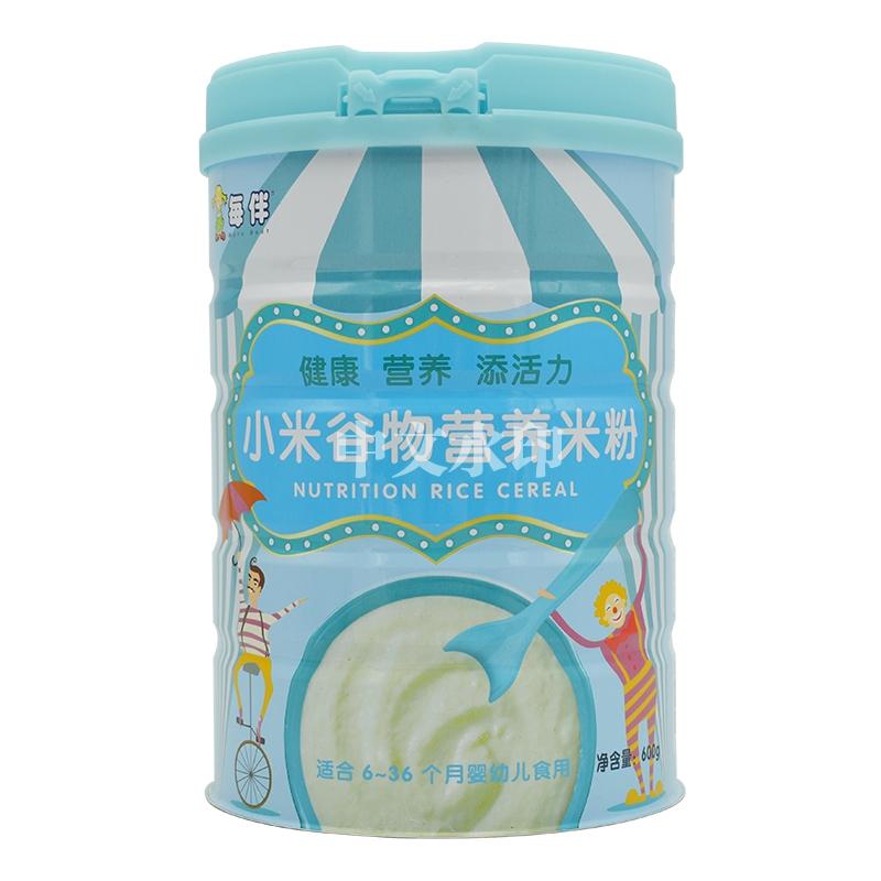 小米谷物营养米粉