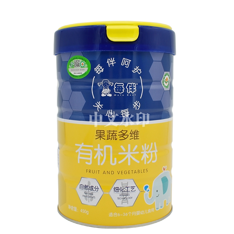 果蔬多维有机米粉