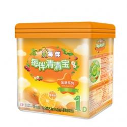 每伴清清宝金品罐装香橙味(1)