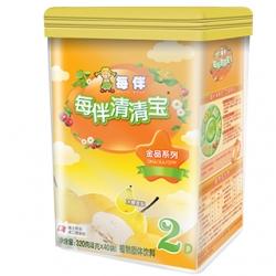 每伴清清宝金品罐装雪梨味(2)