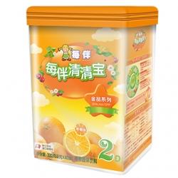 每伴清清宝金品罐装香橙味(2)