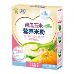 每伴南瓜玉米营养米粉