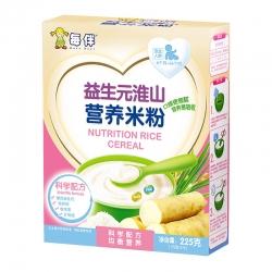 每伴益生元淮山营养米粉